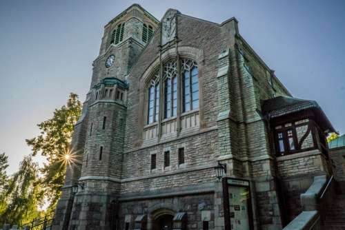 Church Sweden Stockholm Sunstar Architecture