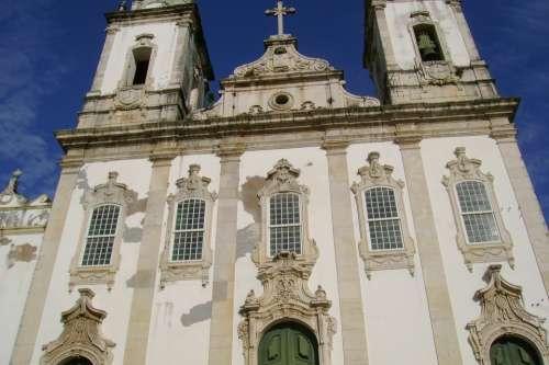 Church Salvador Bahia Pelourinho