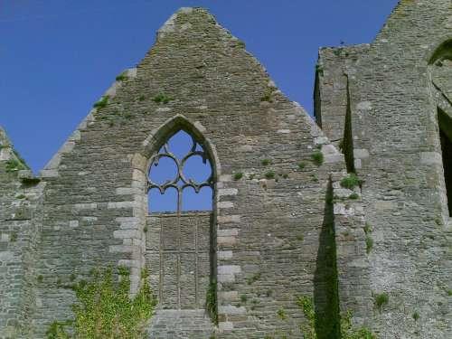 Church Ruin Ecclesiastical