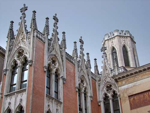 Church Italy Architecture Building Historic Travel