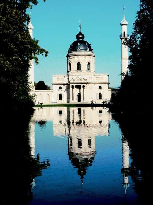 Church Architecture Historical Landmark Spires