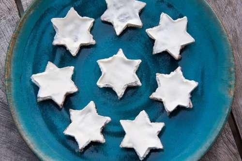 Cinnamon Stars Christmas Cookies Cookie Pastries