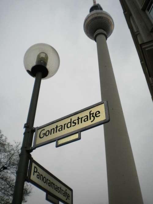 Cities Urban City Berlin Germany Deutschland