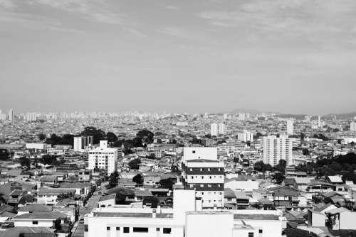 City Guarulhos Landscape