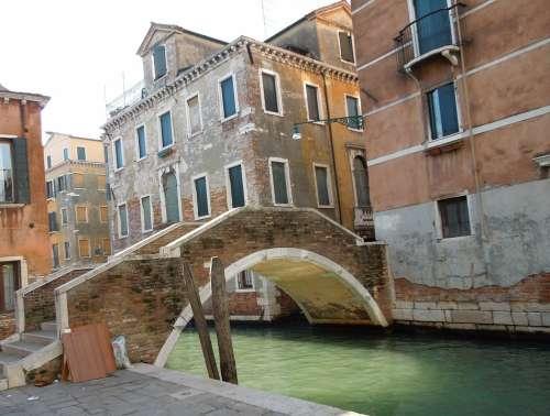 City Bridge Channel
