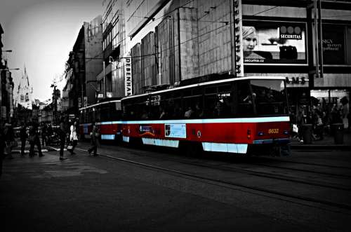 City The Tram People