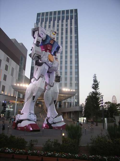 City Tokyo Sculpture