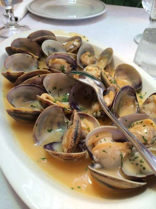 Clams Food Eat Power Restaurant