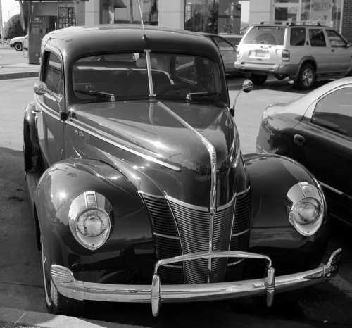 Classic Car Classic Car Restored Car Vehicles Auto