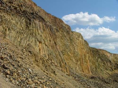 Cliff Stone Quarry Kőorgona Charlotte M