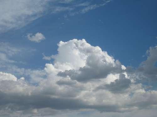 Cloud Sky Rain Clouds Environment Day Air Light