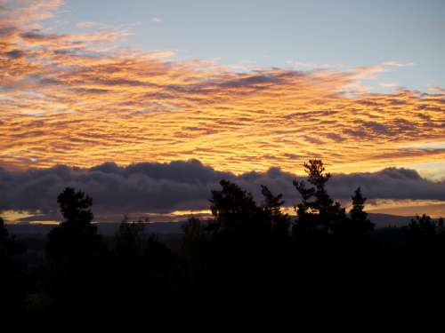 Cloud Landscape Sun Sky Morning Good Looking