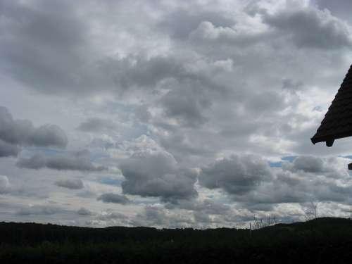 Cloud Day S Sky