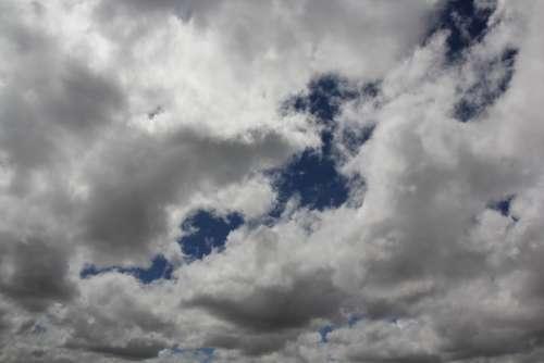 Clouds Sky Summer Clouds Clouds Form Blue