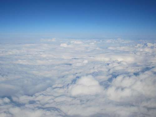 Clouds Sky Above The Clouds Selva Marine