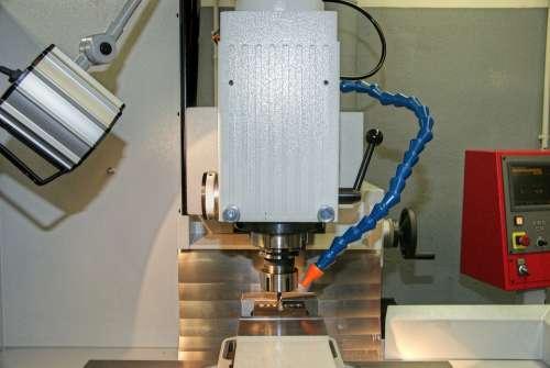 Cnc Milling Machine Production Milling Machine