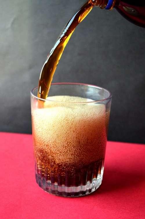 Coca Cola Drink Refreshment Beverage Soft Drink