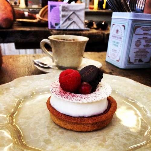 Coffee Cafeteria Cake Wares Dessert