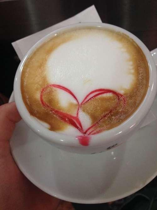 Coffee Italy Espresso Italian Heart