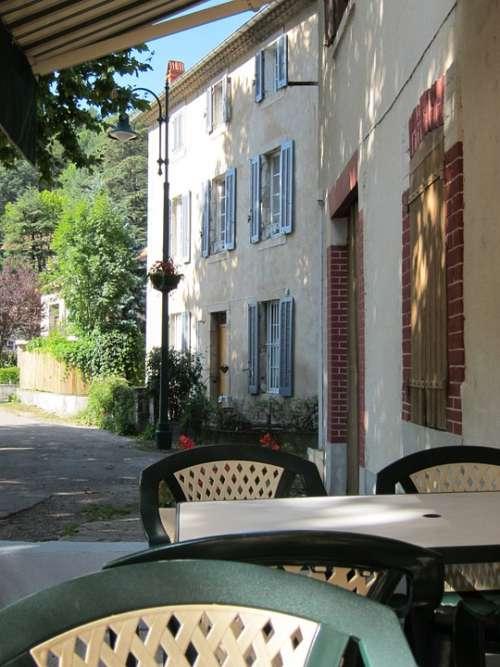 Coffee Coffee Terrace Génolhac Cévennes