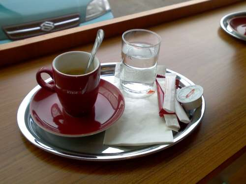 Coffee Drink Cup Of Coffee Caffeine Drinks