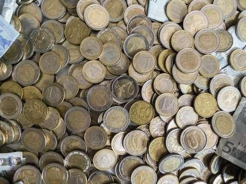 Coins Change Money Euro