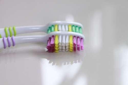 Colgate Colored Dental Hygiene Oral Teeth