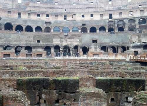 Coliseum Colosseum Roman Coliseum History Roman