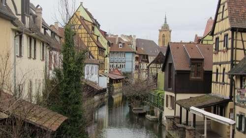 Colmar France Typical