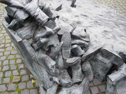 Cologne Shoes Memorial Edith Stein