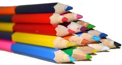 Colored Pencils Paint Colour Pencils