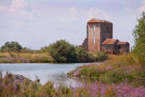 Comacchio Nature Italy Nature Reserve