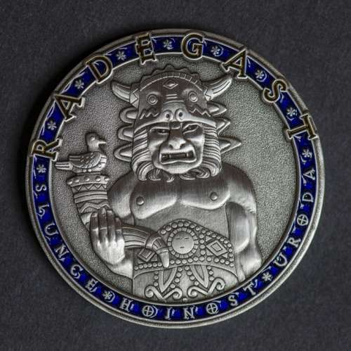 Commemorative Coins Metal Iron Steel Collecting