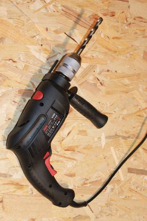 Compact Drill Drilling Electrical Hammer Impact