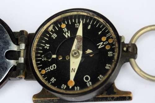 Compass Antique Old Compass Point Navigation