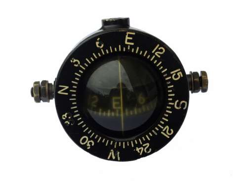 Compass Antique Old Compass Point Navigation