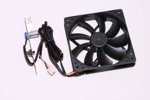 Computers Controller Cooling Fan Pwm Quiet Scythe