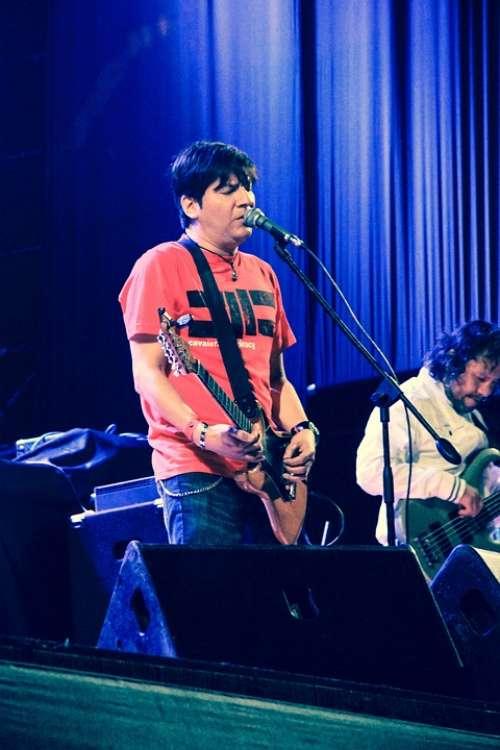 Concert Rock Chimbote Scene Music Musician
