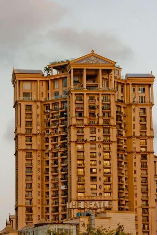 Concrete Building Mumbai Bombay Structure Cement