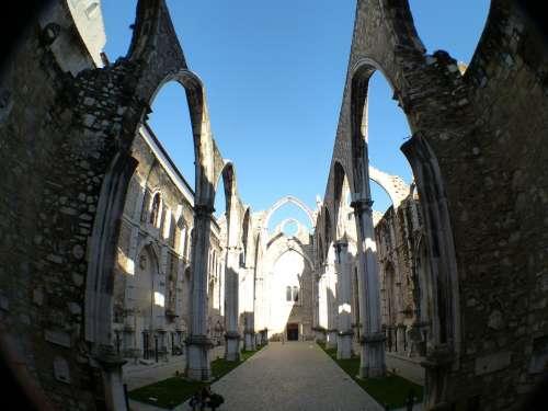 Convento Do Carmo Former Monastery Carmelite Order