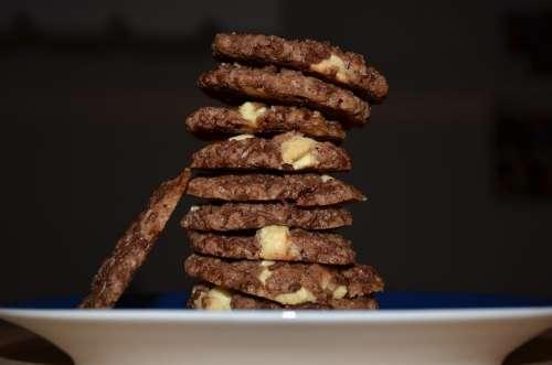 Cookies Delicious Eat Biscuit Sweet Bake Fresh