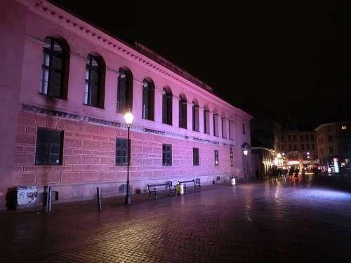 Copenhagen Denmark Building Facade Architecture