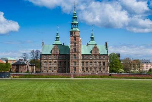 Copenhagen Castle Denmark
