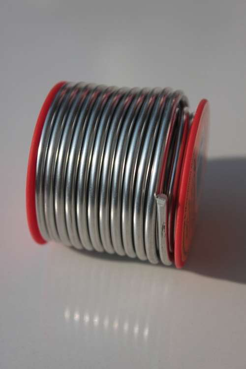 Copper Metal Silver Solder Tin Wire Chemical