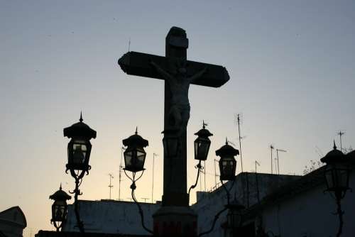 Cordoba Capital Christ Of The Lanterns