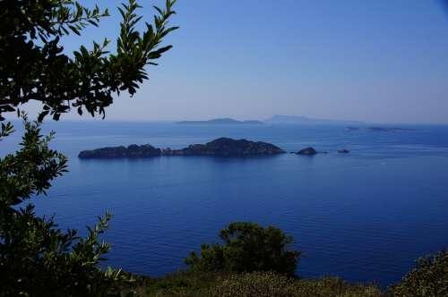 Corfu Sea Bay