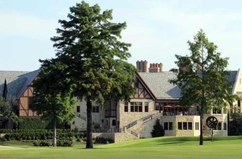Country Club Golf Course Golf Green Club Grass