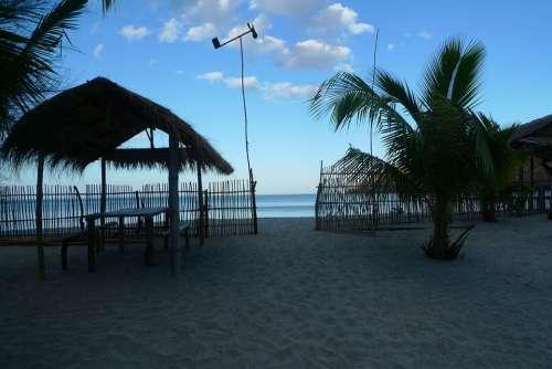 Cove Beach Resort Tourist Scenery Island