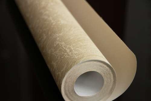Cover Decor Design Golden Hang Roll Wallpaper