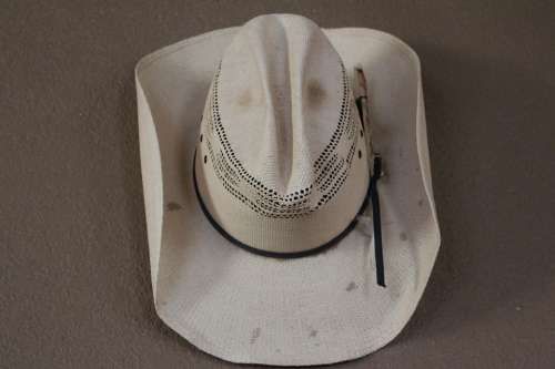 Cowboy Hat Western Headgear Hat